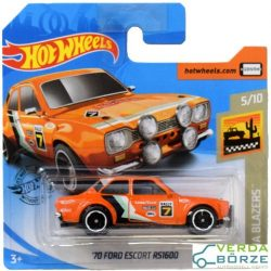 Hot Wheels Ford RS1600