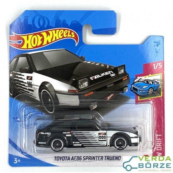 Hot Wheels Toyota AE86