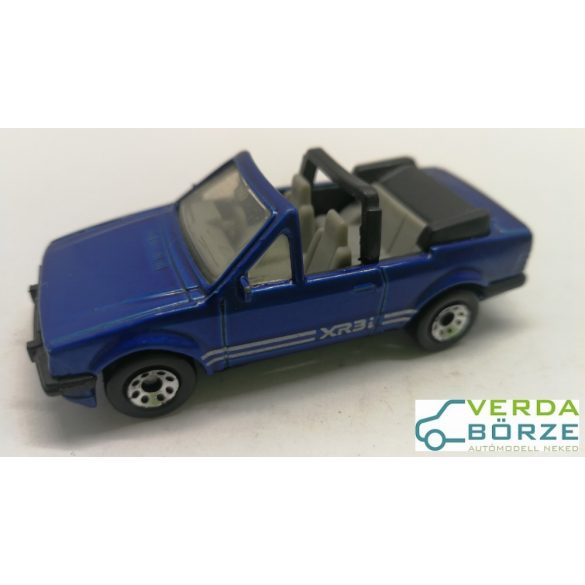 Matchbox Ford Escort Cabrio