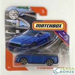 Matchbox 2018 Ford Mustang