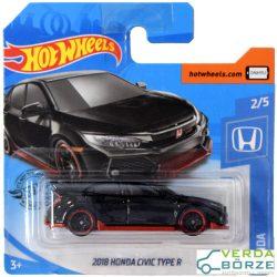 Hot Wheels '18 Honda Civic Type R