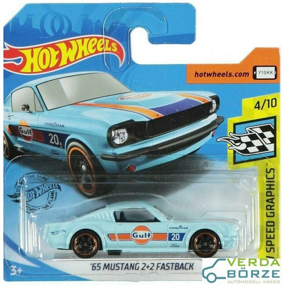 Hot Wheels '65 Ford Mustang