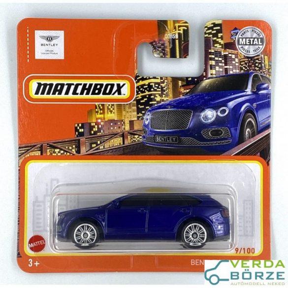 Matchbox Bentley Bentayga