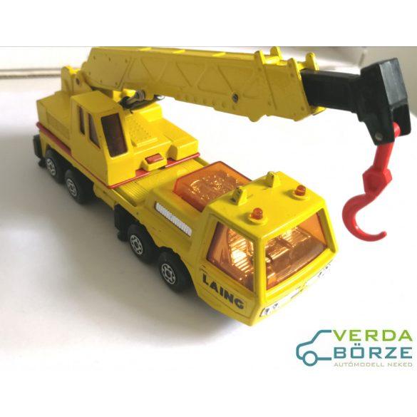 Matchbox Mobil Crane