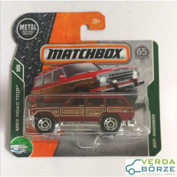 Matchbox Grand Wagoneer