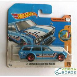 Hot Wheels Datsun Bluebird Wagon