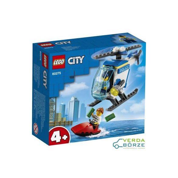 Lego City 60275 - Rendőrségi Helikopter