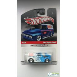 Hot Wheels Ford Anglia Panel
