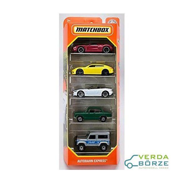 Matchbox Autobahn Express