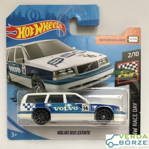 Hot wheels Volvo 850