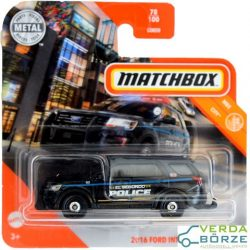 Matchbox Ford Interceptor