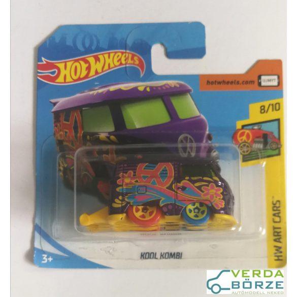 Hot Wheels Vw Kool Combi TH