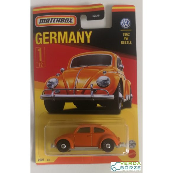 Matchbox Germany VW Bogár