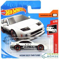 Hot Wheels Nissan 300ZX Police
