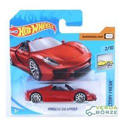 Hot Wheels Porsche 918 Spyder