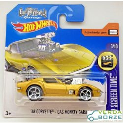 Hot wheels  Gas Monkey Corvette