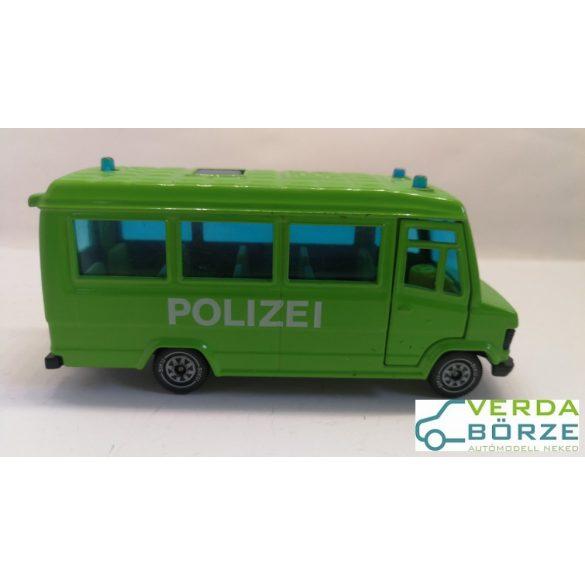 Siku Mercedes 809D Police