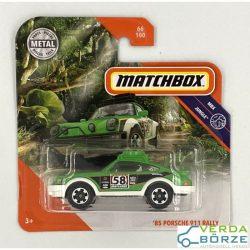 Matchbox Porsche 911 Rally