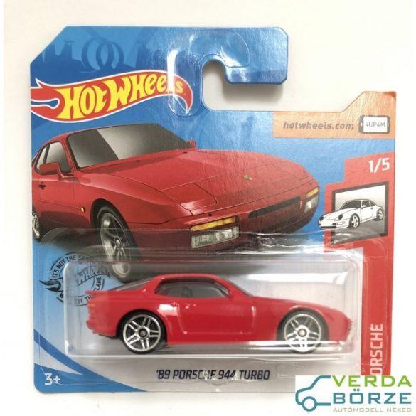 Hot wheels Porsche 944