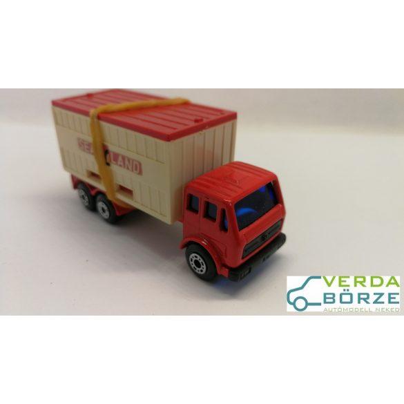 Matchbox Mercedes Contener Truck