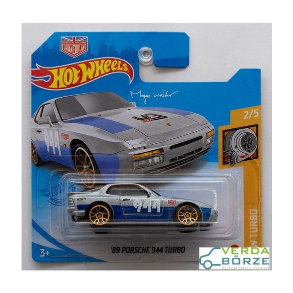Hot wheels Porsche 944