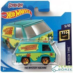 Hot Wheels Mystery Machine