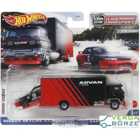 Hot Wheels Team Transport 27