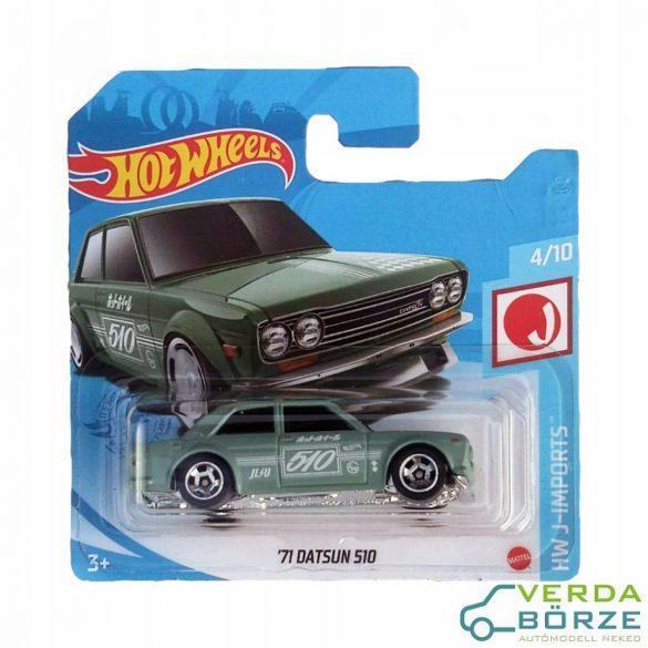 Hot Wheels '71 Datsun 510