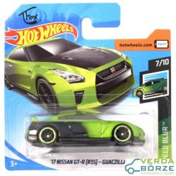 Hot Wheels Nissan GT-R Guaczilla