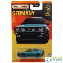 Matchbox  Volkswagen Golf Country