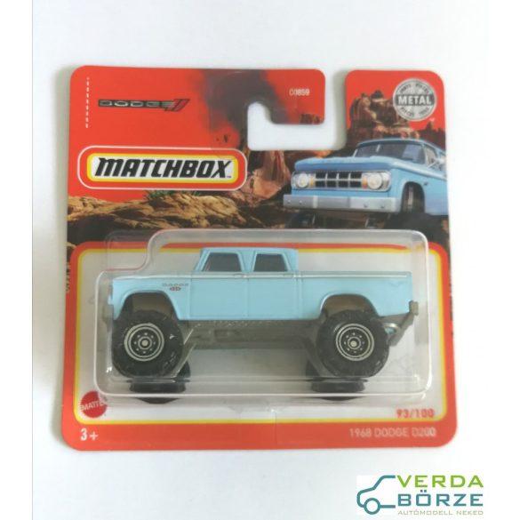 Matchbox Dodge D200