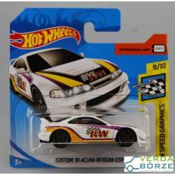 Hot Wheels Custom Acura Integra