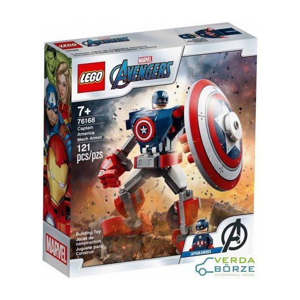 Lego 76168 Super Heros - Amerika Kapitány