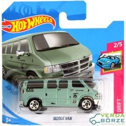 Hot Wheels Dodge Van