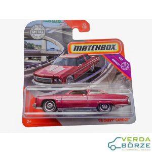 Matchbox Chevy Caprice