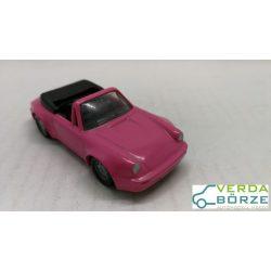 Siku Porsche 911 cabrio pink