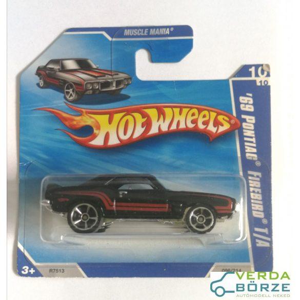 Hot Wheels '69 Pontiac Firebird