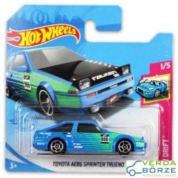 Hot wheels Toyota AE86 Truneo