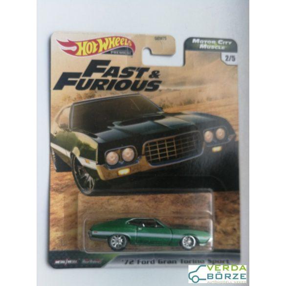 Hot Wheels '72 Ford Gran Torino