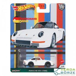 Hot wheels Porsche 959