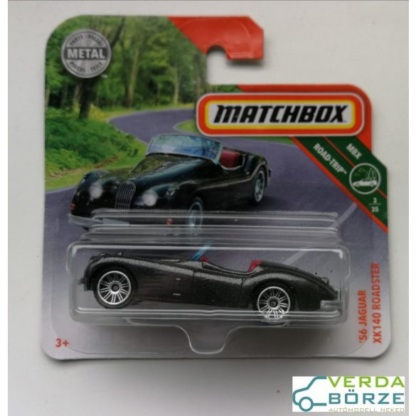Matchbox '56 Jaguar XK140
