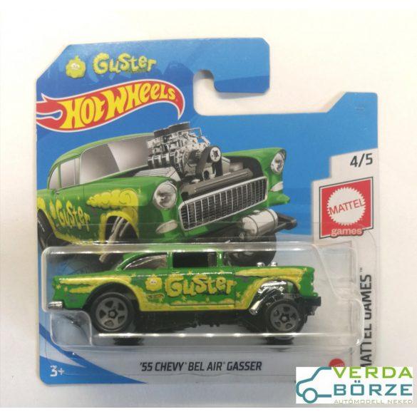 Hot Wheels '55 Chevy Bel Air Gasser