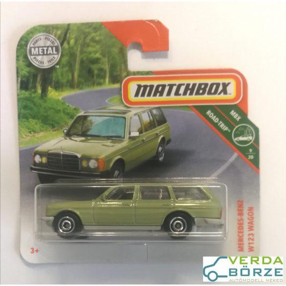 Matchbox Mercedes W123 Wagon