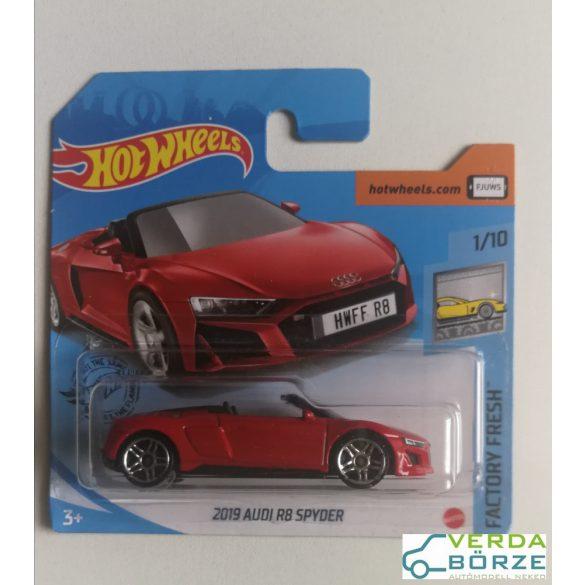 Hot wheels Audi R8 spyder