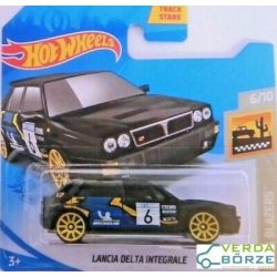 Hot Wheels Lancia Delta