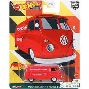 Hot Wheels Volkswagen T1 Panel Bus