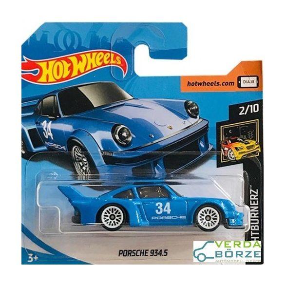 Hot Wheels Porsche 934,5