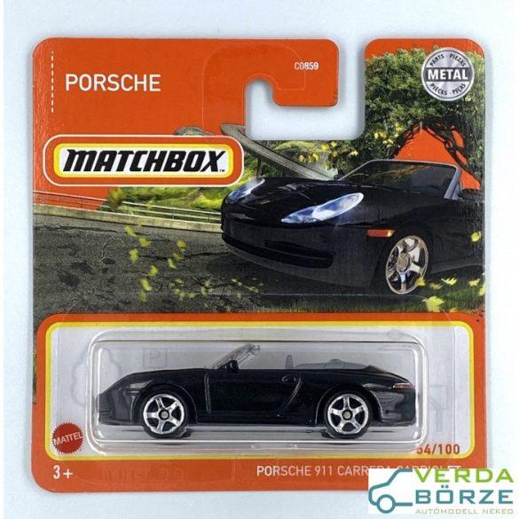 Matchbox Porsche 911 Carrera