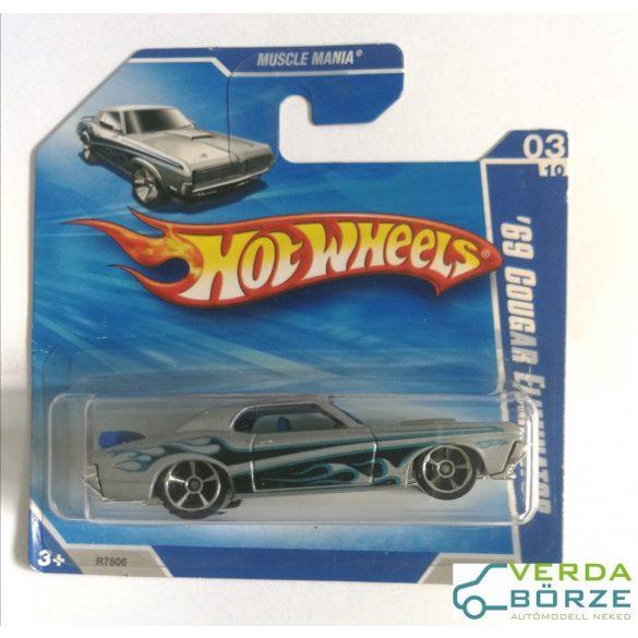 Hot Wheels '69 Cougar Eliminator