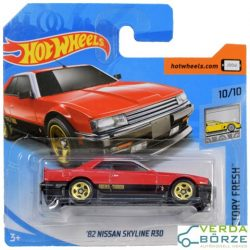 Hot wheels '82 Nissan Skyline